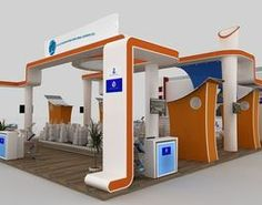 D Max Exhibition Models : Best exhibition stall design images exhibition stall design