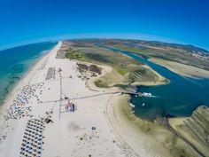 Photograph of Praia Da Fuzeta, Ria Formosa. Algarve, Portugal by Maximilian Xavier on 500px
