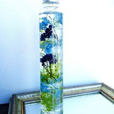 【春色】ハーバリウム(植物標本)~200ml 1本~