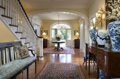georgianadesign:  Diane Burgoyne Interiors, Medford, NJ.