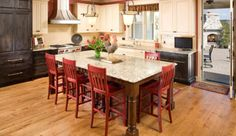 Granite Countertops Blaine Rock Tops Brings You In L Shaped Kitchen