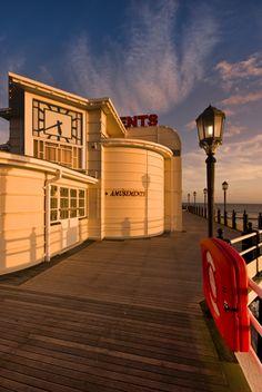 Worthing's Art Deco Beach