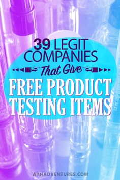 Many companies want YOUR honest opinions. Find out how to join testing panels to get free stuff delivered to your door from some of your favorite brands.