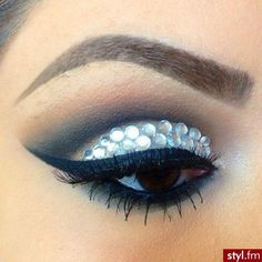 cute for mermaid makeup