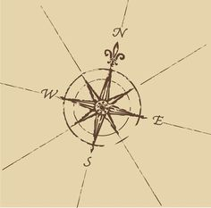 Compass#tattoo patterns #tattoo design #tattoo