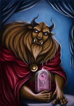 i love the beast more than i love belle