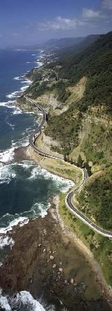 Grand Pacific Drive - #Sydney to Wollongong and Beyond: Sea Cliff Bridge, Grand Pacific Drive  #Australia