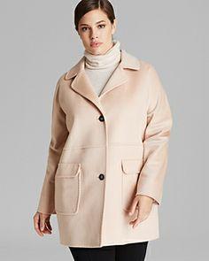 Marina Rinaldi Plus Ciao Belted Vest | Plus Size Jackets