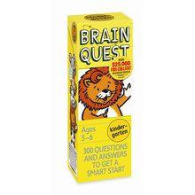 Brainquest Kindergarten - 4th Edition