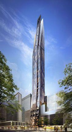 Renzo Piano - New York
