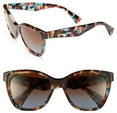 88f517168e2b Prada 56mm Oversized Retro Sunglasses on shopstyle.com Cute Sunglasses