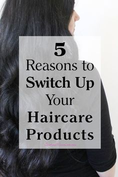 Not all haircare products are created equal. The sheer amount of products out there can leave you wondering which ones are right for you. If you find that your hair doesn't look as good as you would like, it might be time to pull a switch up. 5 Reasons to Switch Up Your Haircare Products! #StrongIsBeautiful  #ad