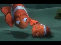 One of the best movie dads: Marlin. See a clip from 'Finding Nemo.'