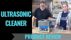 GT Sonic Ultrasonic Cleaner - Amazon Product Review - Terra & Ray Approv... Product Review, Deep Cleaning, Meet, Amazon, Youtube, Riding Habit, Youtubers, Youtube Movies