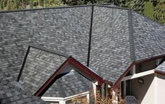 Roofing - Photo Gallery - CertainTeed Design Center, independence georgetown gray more mottled