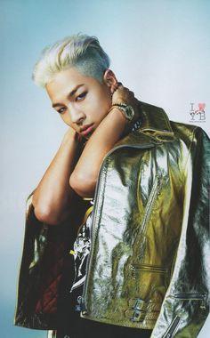 Taeyang ♕ #BIGBANG // EXILE Magazine