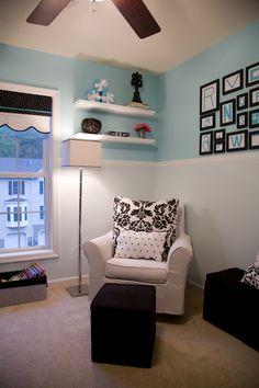 Nursery Chair - Amy Barrickman Design, LLC - Ardmore, PA
