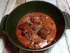 due gryde re Venison, Hare, Wine Recipes, Thai Red Curry, Dip, Canning, Ethnic Recipes, Blog, Pheasant