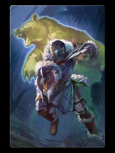 Primal warrior (3)