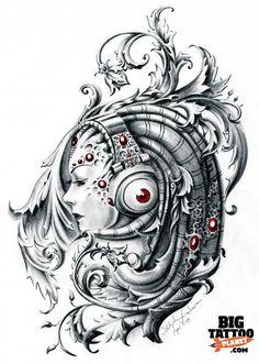 drawing tattoo ideas for men - Recherche Google