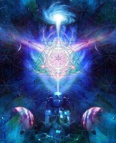Kundalini has been the best-kept secret of all times. Knowledge of it was a privilege conceded only to a few Initiates in the great esoteric mysteries. Chakras, Jm Barrie, Saint Esprit, Psy Art, Astral Projection, Visionary Art, Flower Of Life, To Infinity And Beyond, Psychedelic Art