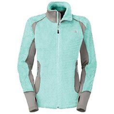 The North Face Women's Grizzly Pack Jacket - it looks so cozy!