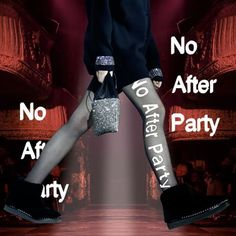 "VOGUE HIGHLIGHTS 알렉산더 왕의 2017 F/W 컬렉션을 도배한 슬로건 ""NO AFTER PARTY"" 누구보다 파티를 사랑하는 디자이너의 메시지가 좀 의아하죠? 아닌게 아니라 쇼 자체가 파티였답니다 DJ가 음악을 틀고 관객들이 맥주를 마시는 동안미러볼처럼 반짝이는 가방을 들고 뉴욕의 핫한 클럽에 놀러나온 듯한 모델들이 등장했죠왕에게 패션이란 놀이 그 자체! 그가 큐레이팅한 애플 뮤직 'WIP(Work-In-Process 알렉산더 왕이 일할 때 듣는 음악들)'트랙을 들어봐도 고요한 클래식은 커녕 비트 넘치는 힙합이 쏟아지더군요 그러고보니 2009년 다큐멘터리 'Boss Woman'에서 안나 윈투어가 남긴 말이 떠오르네요! ""전 파티에서 20분 이상 있어 본 적이 없어요."" ( Joonhee Yoo @joonjal Gukhwa Hong @hongukah) _ Here are #VogueHighlights from #NYFW - @alexanderwangny…"