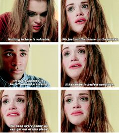 #TeenWolf #4x04 #TheBenefactor. I was wondering what they were saying in this scene