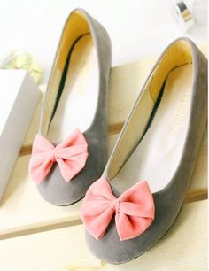 super cute flat shoes