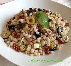 Veggie Recipes, Cooking Recipes, Healthy Recipes, Italy Food, Alcohol Recipes, Creative Food, Summer Recipes, Italian Recipes, Love Food