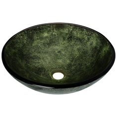 The p926 forest green vessel sink is manufactured using fully tempered glass. This allows for higher temperatures to come in contact with your sink without any damage. Glass is more sanitary than othe