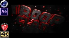 New TC TXT Intro (HD2160p) - Free Cinema 4D & After Effects Template CC ...