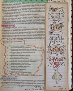 "Vintage Grace: Bible Marginalia- ""Bleed-Through"" Helps"