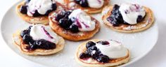 Sweet Desserts, Sweet Recipes, Dessert Recipes, Czech Recipes, Russian Recipes, Heathy Breakfast, Nibbles For Party, Eastern European Recipes, Savory Pancakes