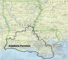 this is Cajun Country...not Alexandria, not Baton Rouge, not New Orleans and definitely not Shreveport..