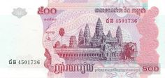 Znasz pojęcie dolaryzacji? Kambodża jest idealnym przykładem