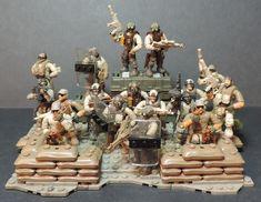 "Call of Duty (Mega Bloks)   Three sets of ""Desert Troopers"" …   Flickr"