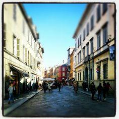 Parma, Via Farini - Instagram by @Gian Marco Tedaldi