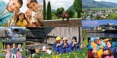 IDEI DE VACANTA - AUSTRIA  #TabereAustria ce includ #cursuri de limba germana, engleza, activitati sportive si culturale si vizite la atractii turistice. Beneficiaza de un cadru natural fabulos, intr-o asezare rurala tipic austriaca situata intr-o depresiune intramontana. Participa la o #tabara ce are ca punct central productia unui film sau alege sa iti petreci timpul intr-un cadru montan deosebit langa lacul #Zeller See. Detalii: 0736 913 866 Austria, Montana, Mount Rushmore, Nature, Travel, Flathead Lake Montana, Naturaleza, Viajes, Destinations