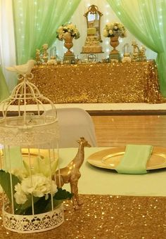 Safari Baby Shower Party Ideas