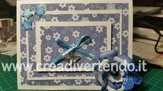CreaDivertendo: 4° Swap del bosco - Triple Time Stamping Card