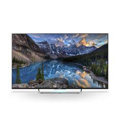 Aquí tienes la mejor #tecnología #3D, el #televisor #Sony KDL-55W808C la ofrece. Además incluye #WiFi y #Android TV.