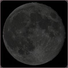 A New Moon or Dark Moon is when the Moon is directly between the Earth and the Sun and therefor hidden. This is a time of new beginnings and new undertakings.