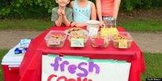 People who stop at lemonade stands and make a difference