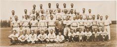 The New York Yankees in 1931