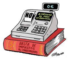 Nosotros tenemos las cuentas muy claras: no pagar por lo que ya hemos pagado. Fuente: http://noalprestamodepago.org/descarga-de-archivos/