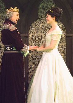 Ginnifer Goodwin And Richard Schiff In Once Upon A Time Fruit Of The Poisonous Tree