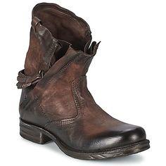 Kotnikove boty Airstep / A.S.98 SAINT METAL ZIP Hnědá 350x350 Keep Shoes, Me Too Shoes, Men's Shoes, Shoe Boots, Dress Shoes, Botas Hippy, Mens Boots Fashion, Fashion Shoes, Apocalypse Fashion