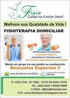 Fisioterapia traumato-ortopédica à domicilio.
