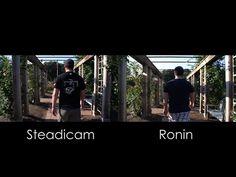 Steadicam vs Ronin Gimbal Shootout - YouTube
